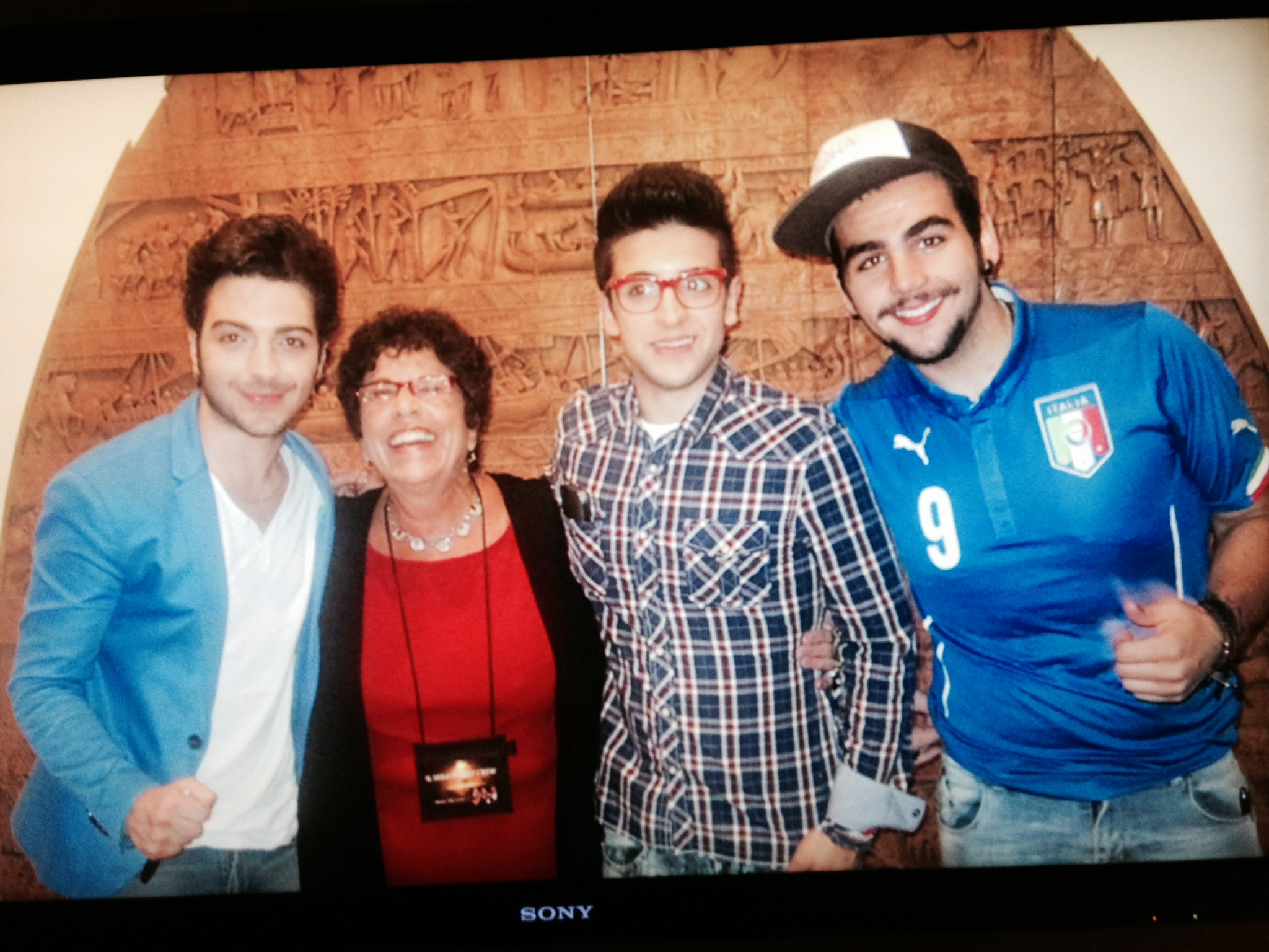 Meet and greet il volo flight crew share the love photo5 il volo summer concert tour 2014meet and greetstamfordthe palace theater m4hsunfo