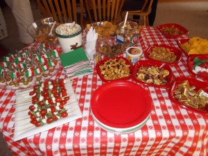 Hors d'oeuvres and Snacks