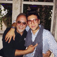 @barone_piero Piero and friend Miami 2014