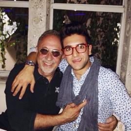 @barone_piero Piero and friend Miami 2014