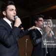 Venturelli Wireimages / @ilvolomusic Il Volo -Gala Telethon -Rome 2014