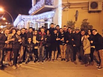 Tammaso Mancuso Piero, Francesco and a bunch of their friends, The Holidays 2014