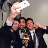 @tvsorrisi Victory selfie