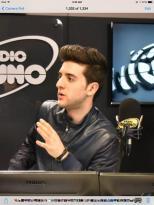 Piero on Radio Bruno February 2015