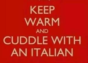 ann - keep warm...