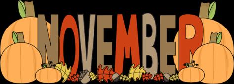 month-november-autumn