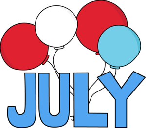 red-white-blue-july
