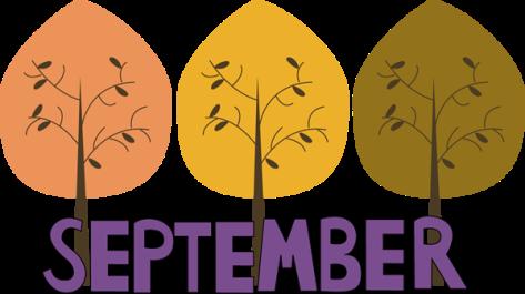 september-month-trees