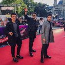 Il Volo Facebook On the Red Carpet - Eurovision - Vienna - 2015