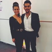 @pellenilsson Ignazio with Anne Sophie - Vienna - 2025