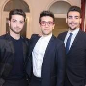 @rosamariacarmenfazio May 22, 2015 - Il Volo attends Ramon Vargas Recital - Vienna - Eurovision - 2015