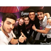 @wiwibloggs Il Volo and fans - Vienna - 2015