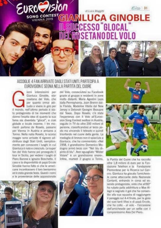 a trip Roseto degli Abruzzi 2nd News Article