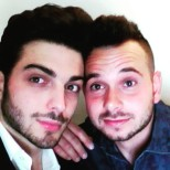 @caljuve1 Gianluca and fan - Turin Italy - 2015