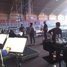 @fabiobau12 Rehearsal - Roccaraso, Italy - Il Volo 2015 Live Tour