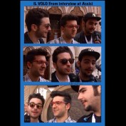 @karanoel2u ll Volo Collage - Assisi appearance - interview - June 2015