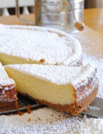 leelee- Sicilian Ricotta Cheese cake