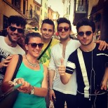@vale_spoto Il Volo and fans - Verona - 2015