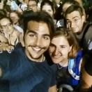 @luce_1k_10 Ignazio and fans - Cernobbio- July 2015