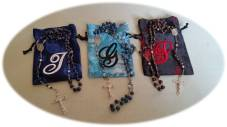 rosaries bags oval