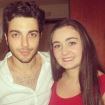 @sharonbergamin2 Gianluca and fan - Marostica - 2015