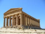 Bing Images Agrigento - Greek Temple - Valley of the Temples - Argrigento Sicily - August 2015