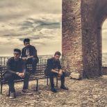 Il Volo Facebook filming video in Montepagnano Abruzzi 9/2015