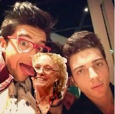 Piero can be so silly
