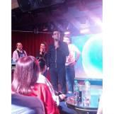 MarceDAlessio2 AAIV @bluradio 10/22/16 Columbia Live on air