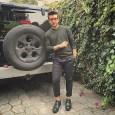 @barone_piero Piero Instagram Piero shooting day 12/9/15 Mexico City 12/9/15