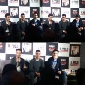 sonymusicmexico Interview Ciudad de Mexico 12/7/15 CD promo tour