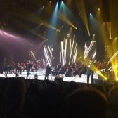 @ercole_ginoble Il Volo on stage with Filiamonica Veneta 1/12/16 Laverno Concert - LivePalasport2016 tour