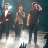 @gianberna Il Volo onstage LivePalasport2016 tour Castera Concert 1/20/16