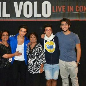 Meet and greet with marie il volo flight crew share the love mamp m4hsunfo