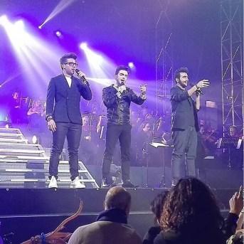 @sere_baldinotti Live Palasport2016 Tour - Roseto Concert - 1/6/16