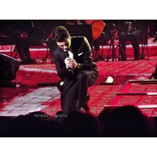 @teresa_Cariello3 Gianluca - LivePalasport2016 tour Bari Concert 1/21/16