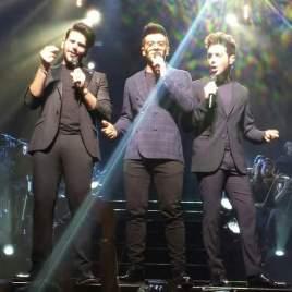 @cmarieval; All About Il Volo Il Volo entertain Atlantic city NJ Concert 2/13/16 North America 2016 tour