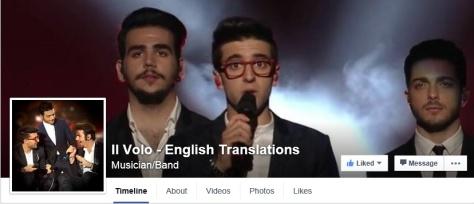 English Translations Branding