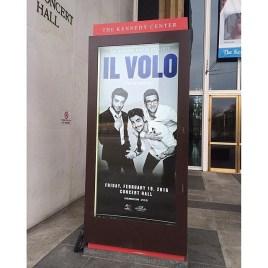 Mamma Ginoble Promo for Il Volo's Washington DC Concert North America 2016 tour