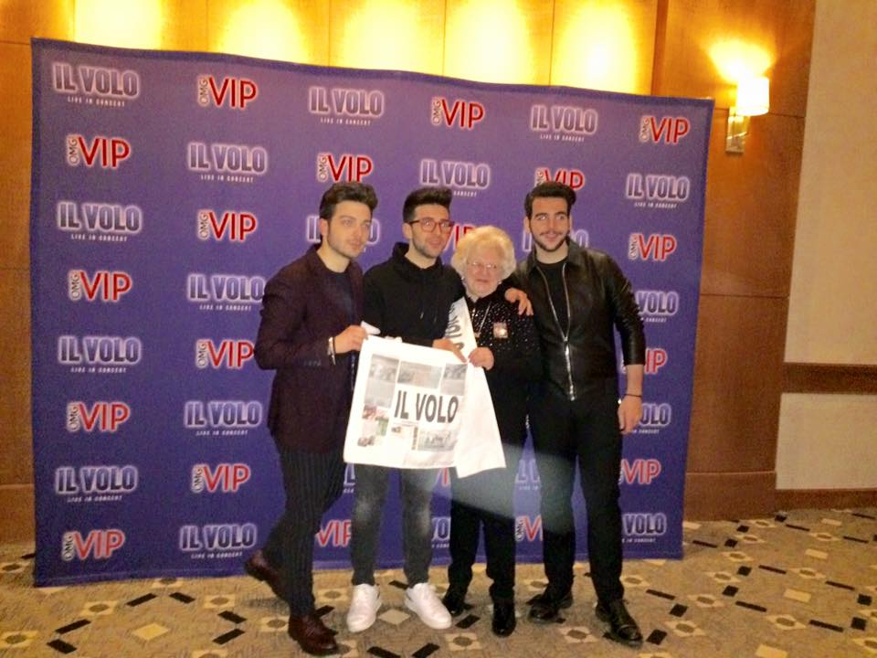 Mariecrider il volo flight crew share the love page 33 here is my impression of my first meet greet with il volo last night at the borgata hotel casino the boys were absolutely in top form and their m4hsunfo