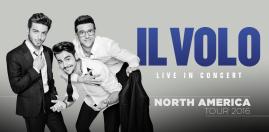 Il Volo Music Website North America Tour logo 2016