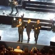@georgebourdos Il Volo performs Mesa AZ 3/24/16