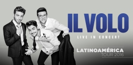 ilvolomusic.com Latin American Tour Logo 2016