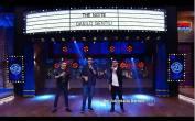 The Noite2 performing 5/6/16 Brazilian TV program