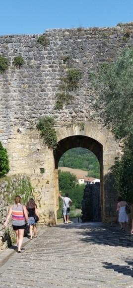 MonteRiggioni - Arch Jana/Lorna Italian trip 7/2/16
