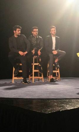 gordon_cris Il Volo interview WLRN promo Miami PBS 12/2/16