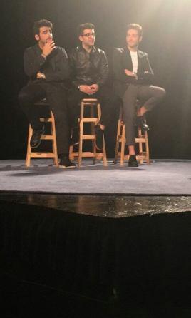 gordon_cris2 Il Volo interview WLRN Miami PBS 12/2/16
