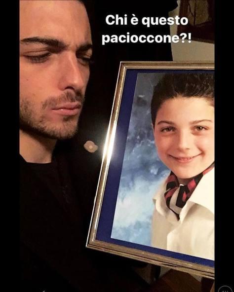 Gian's Instagram
