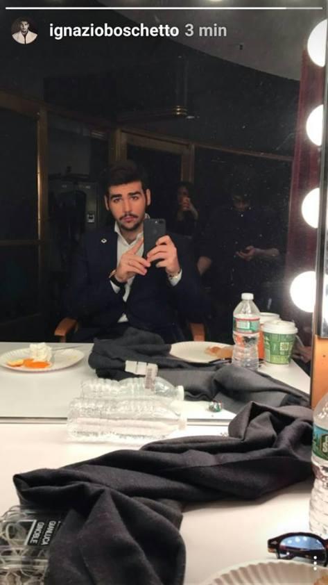 Ignazio's Instagram
