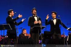 Micro4 Bernstein Assoc. Il Volo performs Notte Magica Tour LA Concert 3/23/17